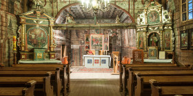 Kościół Św. Marcinw Grywałdzie - Prezbiterium